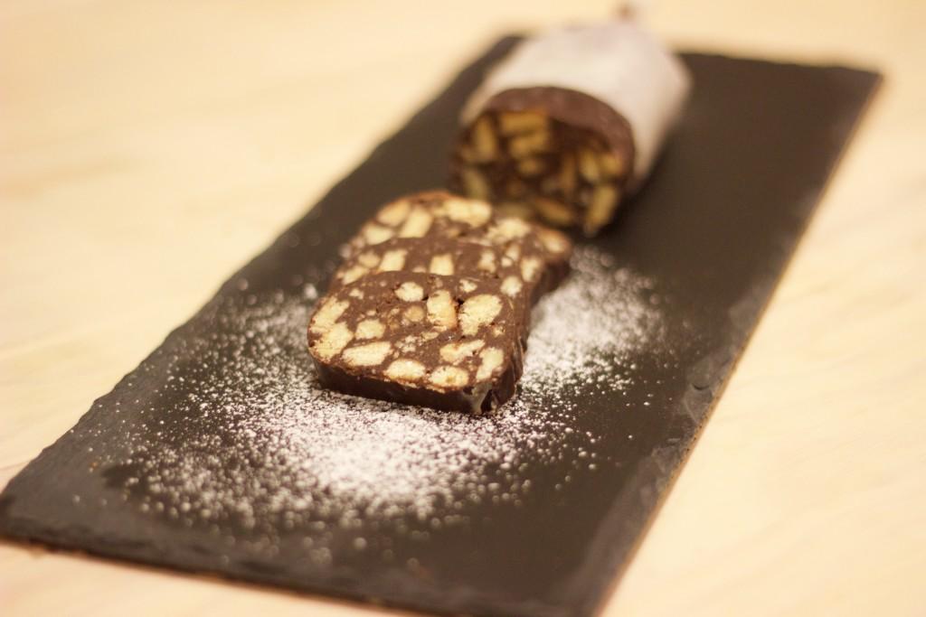 Chocolate salami.2